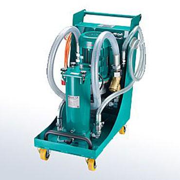 máy lọc dầu di động
