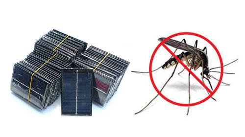 Malaysia Phòng Chống Zika Bằng Lắp Bẫy Muỗi Năng Lượng Mặt Trời
